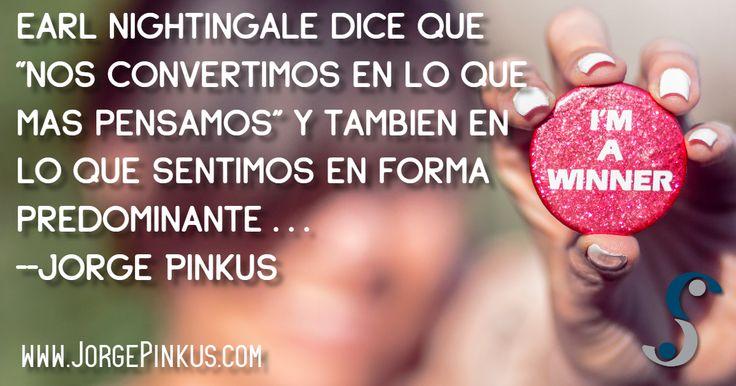 En lo que más pensamos y en lo que más sentimos... http://www.JorgePinkus.com