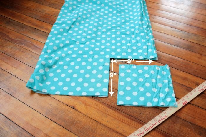 Sew a crib sheet tutorial  | View From The Fridge  Ok made this, but the elastic was WAY too short at 62 inches, will add at LEAST 15 more inches next time.  Used 1/4 inch knit