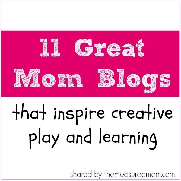 Random facts about me - and 11 great mom blogs to follow - The Measured Mom