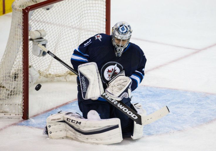 Ondrej Pavelec recalled by Winnipeg Jets = The Winnipeg Jets shocked the league to start the season when they waived former starter Ondrej Pavelec, subsequently sending him to the AHL when he…..