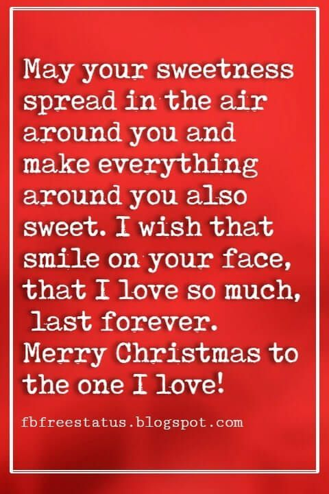 Christmas Quotes And Sayings Merry Christmas Love Quotes