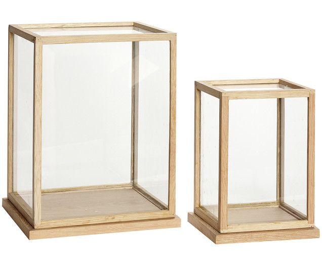 Deko-Glaskasten-Set Lise, 2-tlg. Jetzt bestellen unter: https://moebel.ladendirekt.de/kueche-und-esszimmer/besteck-und-geschirr/glaeser/?uid=be77548e-575a-50fd-9a7b-0562ef351d7f&utm_source=pinterest&utm_medium=pin&utm_campaign=boards #geschirr #kueche #glaeser #dekoobjekte #esszimmer #besteck Bild Quelle: westwing.de