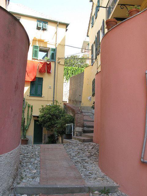 Boccadasse, Genova, Liguria, Italy