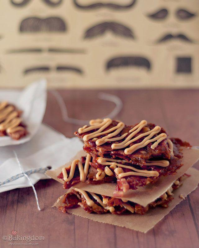 Bacon Peanut Brittle