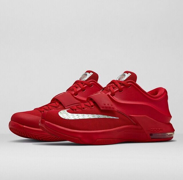 best website 17286 a0e50 ... top quality global game the anticipated all red colorway of kevin  durants nike kd 7 has