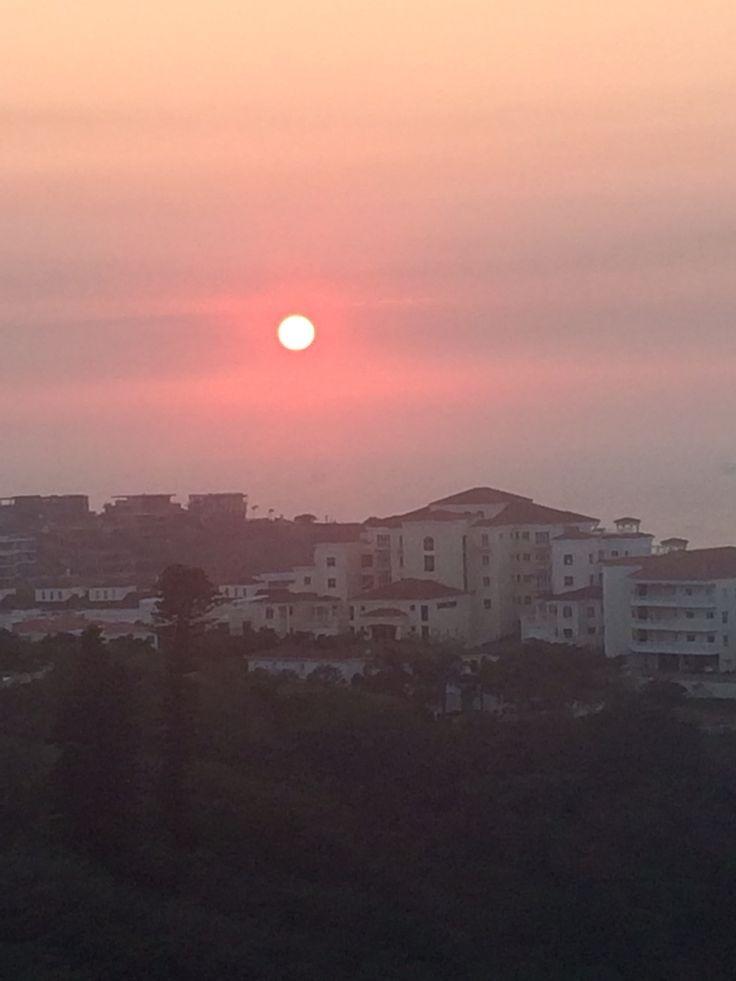 Sunset durban