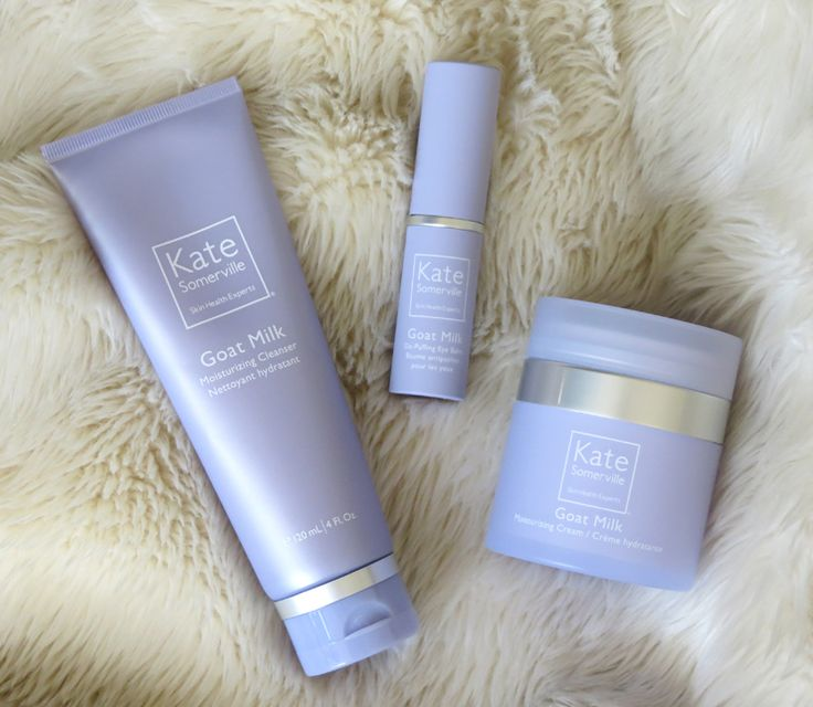What's New: Kate Somerville Goat Milk Skincare Collection for Sensitive Skin