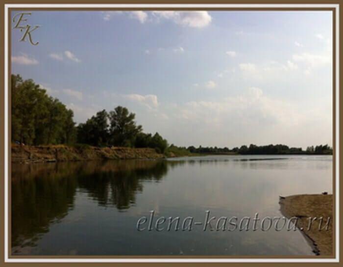 отдых и рыбалка на Ахтубе