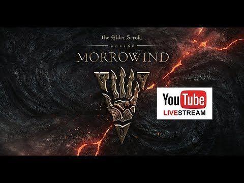 Transmissão ao VIVO - Elder Scrolls Online