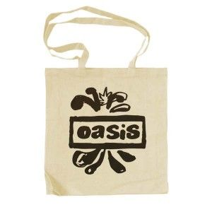 Oasis' Tote Bag http://www.oasisinet.com/news/merch-sale-official-oasis-store/
