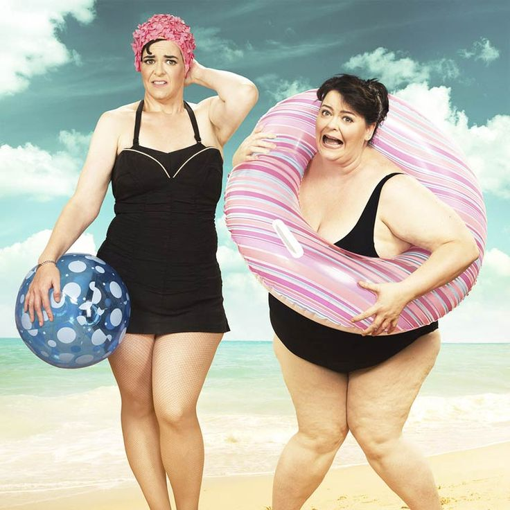 The Beth Project, une excellente série mettant en scène Beth, une femme ayant perdu 68 kilos, posant dans des photos créatives avant et après son régime.