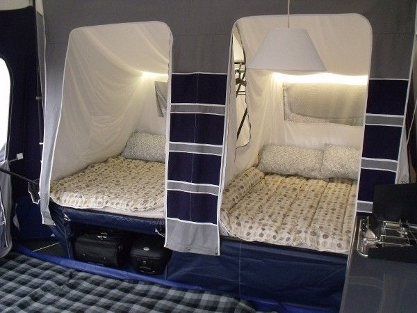 Camp-let Adaptable Trailer Tent   Family or 2 Berth Camp-let