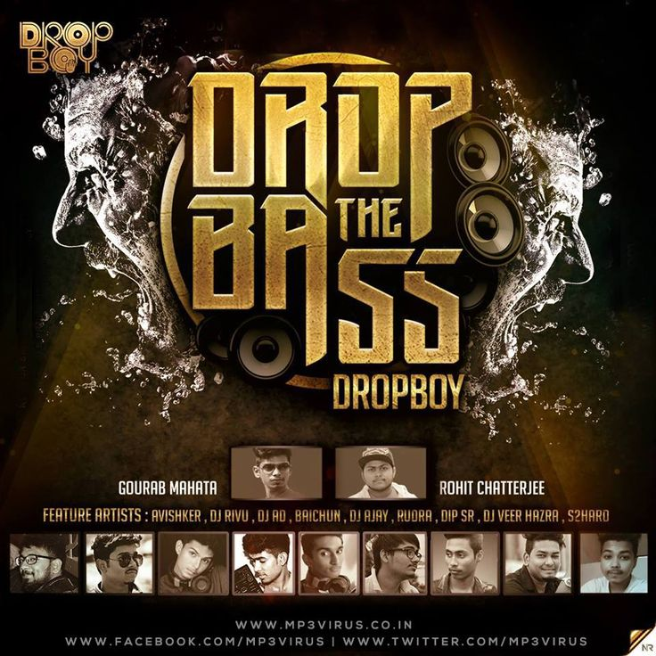 Drop The Bass Vol. 1 - Dropboy Latest Song, Drop The Bass Vol. 1 - Dropboy Dj Song, Free Hd Song Drop The Bass Vol. 1 - Dropboy , Drop The Bass Vol. 1