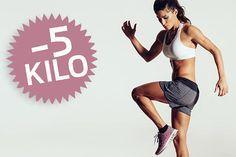 5 Kilo abnehmen: Der perfekte Plan für Ihr Wunschgewicht