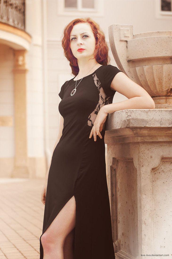Dark lady II by Kva-Kva.deviantart.com on @DeviantArt