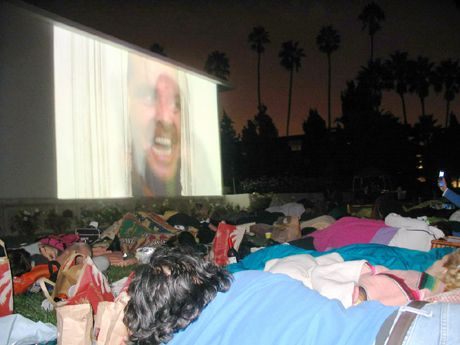 An unforgettable experience.  Forget the Walk of Fame or the Hollywood sign; to truly experience LA, visit on a Saturday in the summertime and watch a movie at Hollywood Forever Cemetery!