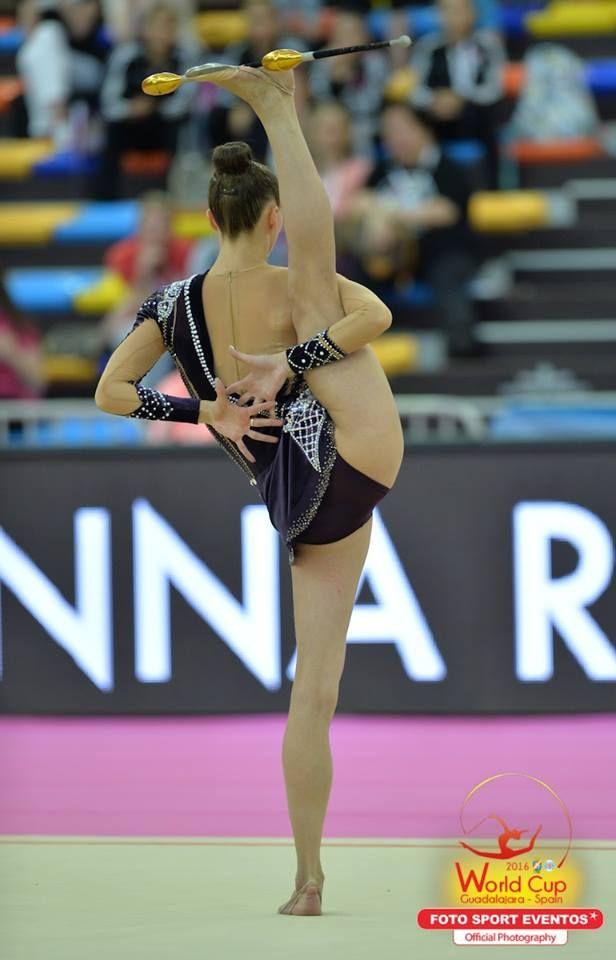<<Anna Rizatdinova (Ukraine) # World Cup 2016, Guadalajara>>