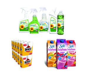 New Coupons: Brawny Paper Towels, Green Works, Silk Milk + More!