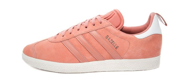 "The adidas Originals Gazelle Comes In A Beautiful ""Rose"" Colorway"