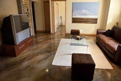 Acid Washed Concrete Design, Pictures, Remodel, Decor and Ideas