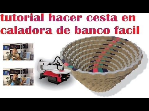 HACER LLAVEROS EN CALADORA DE BANCO RESINA CRISTAL VÍDEO TUTORIAL CURSO MAKITA HD - YouTube