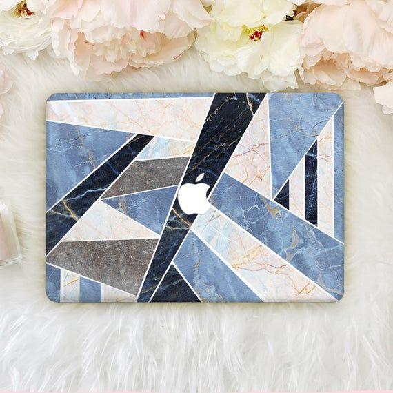 Marble Geometry Macbook 13 Hard Shell Macbook Pro 13 2018 Case Macbook Keyboard Stickers Macbook 12