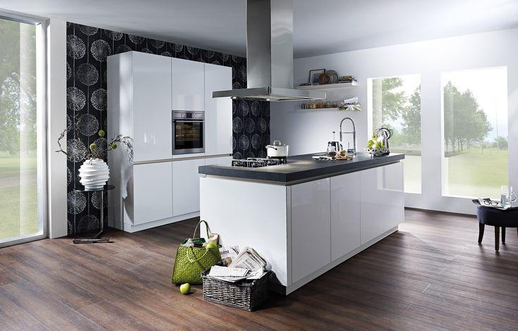 Superkeukens Gouda, Wateringen & Zoeterwoude   Sorrento kristal wit