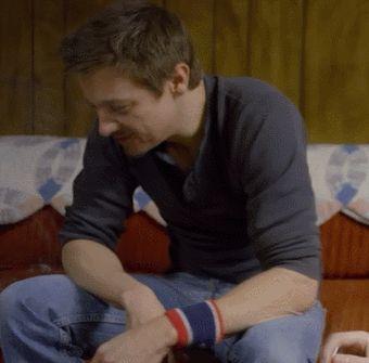 Jeremy Renner as Jeff Davis