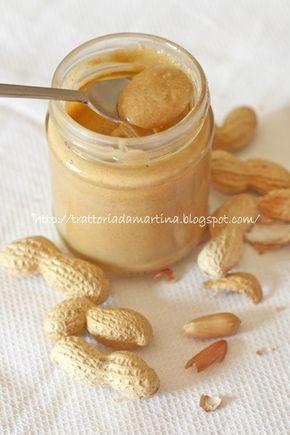 Burro di arachidi homemade - Trattoria da Martina