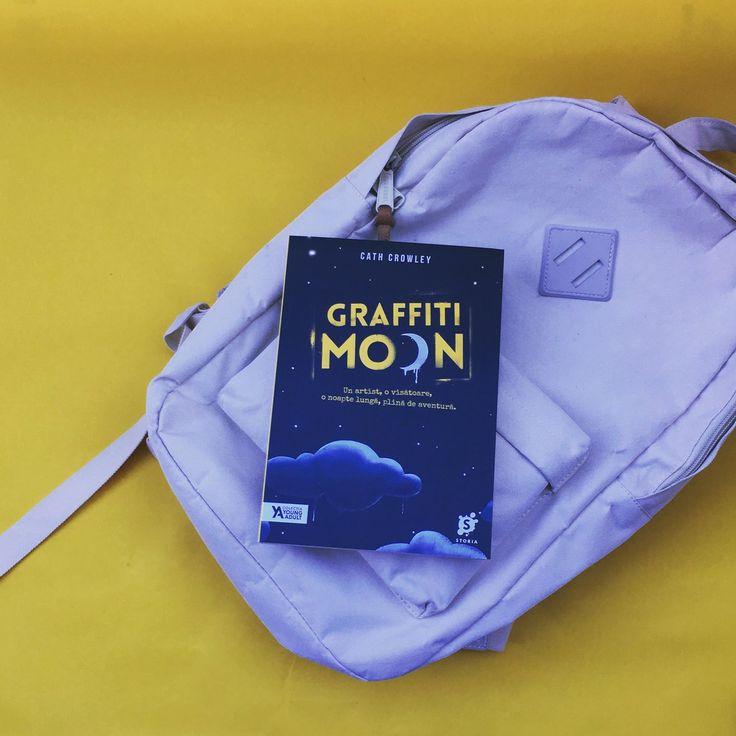 Graffiti Moon, Cath Crowley, Storia Books 2017