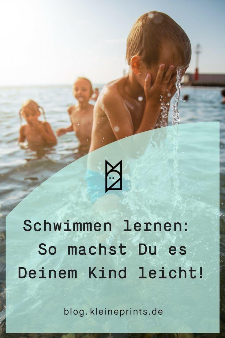 Schwimmen lernen: So machst Du es Deinem Kind leicht!