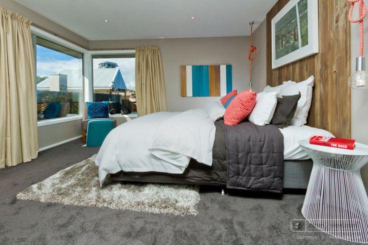 A 2012 flashback to Libby and Ben's bedroom effort. #TheBlockNZ