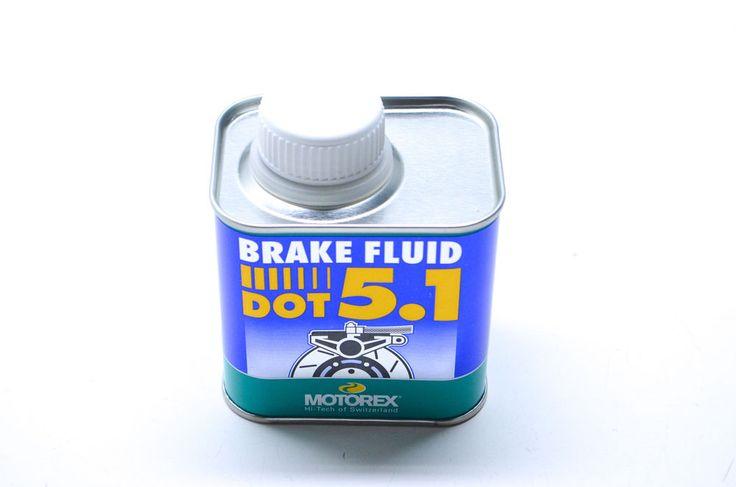 New Motorex Brake Fluid DOT 5.1 NOS   eBay Motors, Parts & Accessories, Motorcycle Parts   eBay!
