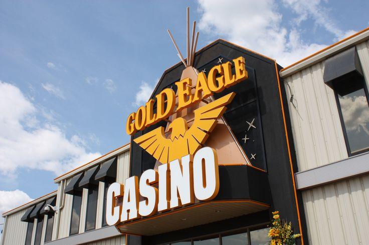 Gold Eagle Casino in North Battleford, SK