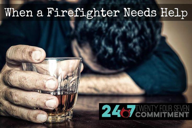 When a Firefighter Needs Help