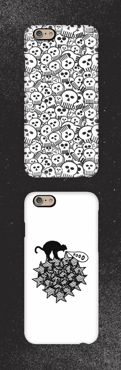 Halloween iPhone cases. Available for iPhone 6, iPhone 6 Plus, iPhone 5/5s, Samsung Cases and many more.