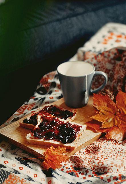 Tea & Toast: