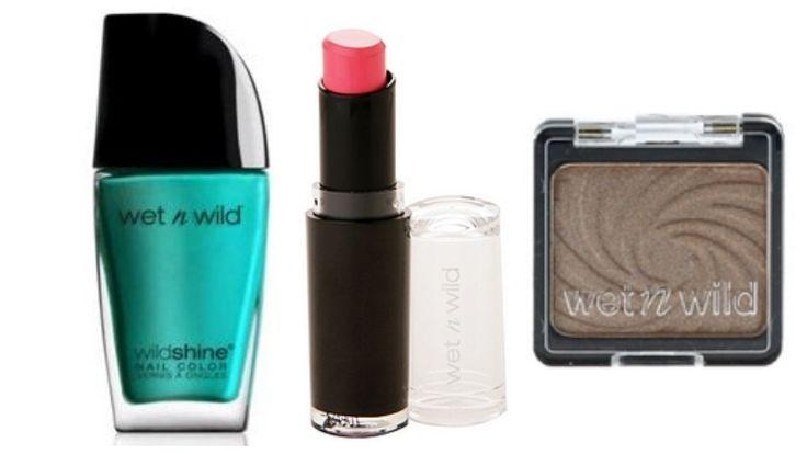 Wet N Wild Coupon- $0.24 Wet N Wild Cosmetics at TargetLiving Rich ...