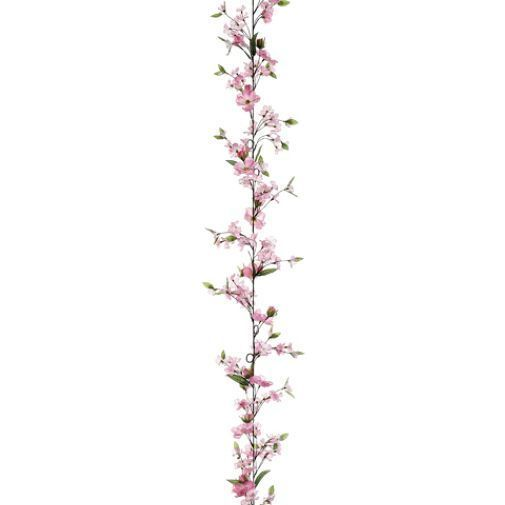 21 best silk flowers images on pinterest silk flowers floral 6 cherry blossom silk flower garland 2 tone pink case of mightylinksfo