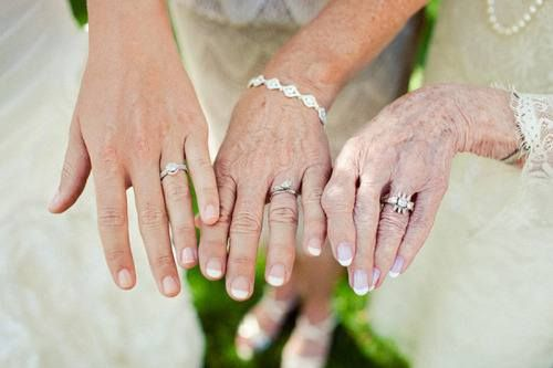 wedding idea- Also do with all the couples. Newly weds, parents, and grandparents. especially on your side SB