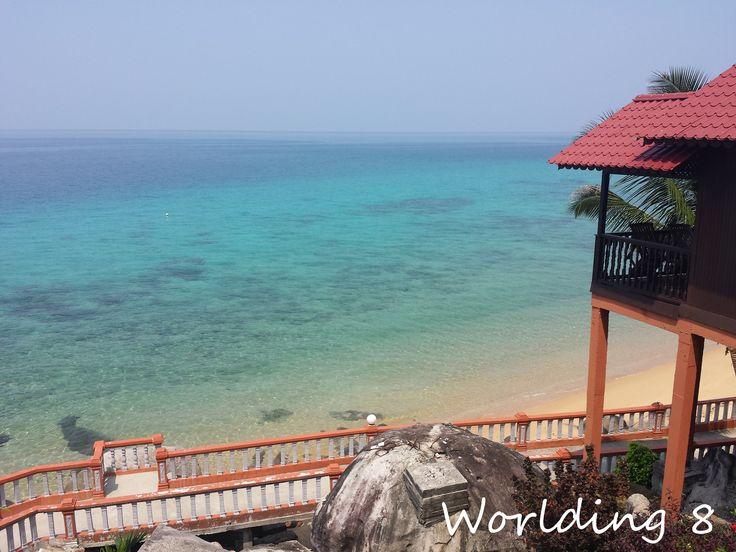 Pannuba Beach, Isla Tioman.