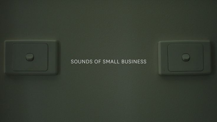 Sounds of small business: from dawn 'til dusk. #dobeautifulwork