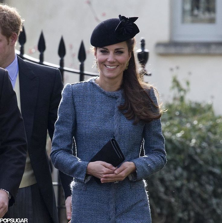 Duke And Ss Of Cambridge Prince Harry Attend A Wedding 3 29