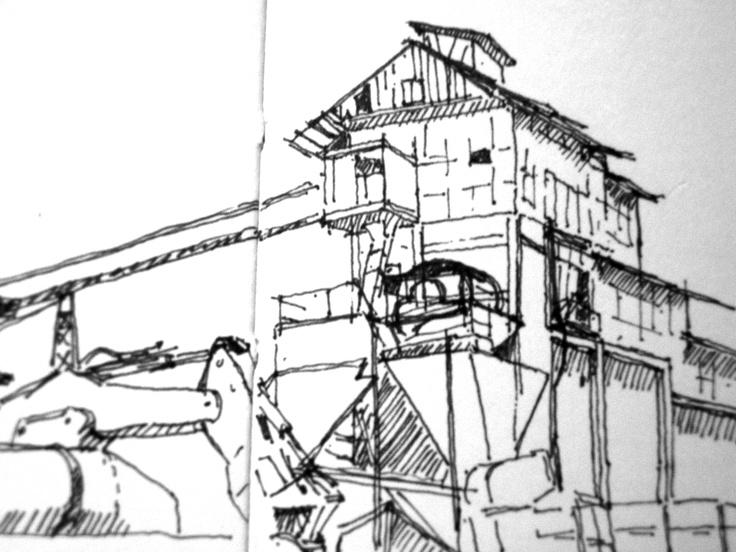 Concrete Factory, Modena, Italy