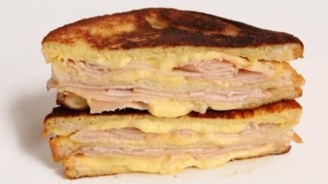 In this episode, Laura will show you how to make Monte Cristo Sandwiches. (Turkey lunchmeat)
