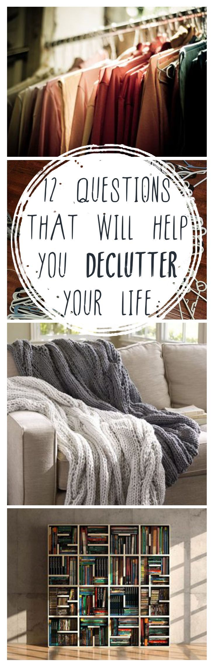 1000 ideas about declutter your home on pinterest for Declutter house plan