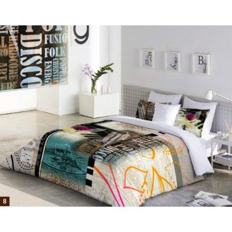 Funda n rdica 3209 cambia el estilo de tu dormitorio con - Textil dormitorio ...