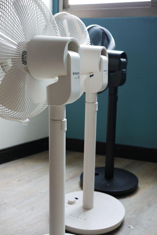 【生活玩物】美麗又省電的極簡風,±0 正負零 Aileron Fan 直流變頻電扇在細節處用心設計 | 大人物