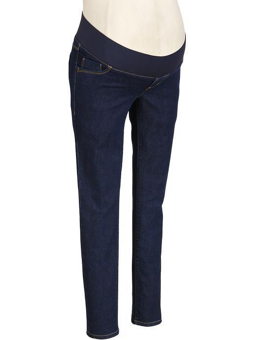 Old Navy | Maternity Demi Panel Skinny Jeans