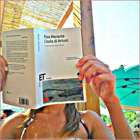 Libri in vacanza: L'isola di Arturo